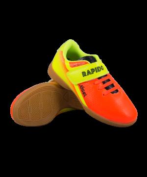 JOGEL Бутсы зальные Rapido  JSH4001: оранжевый - 3