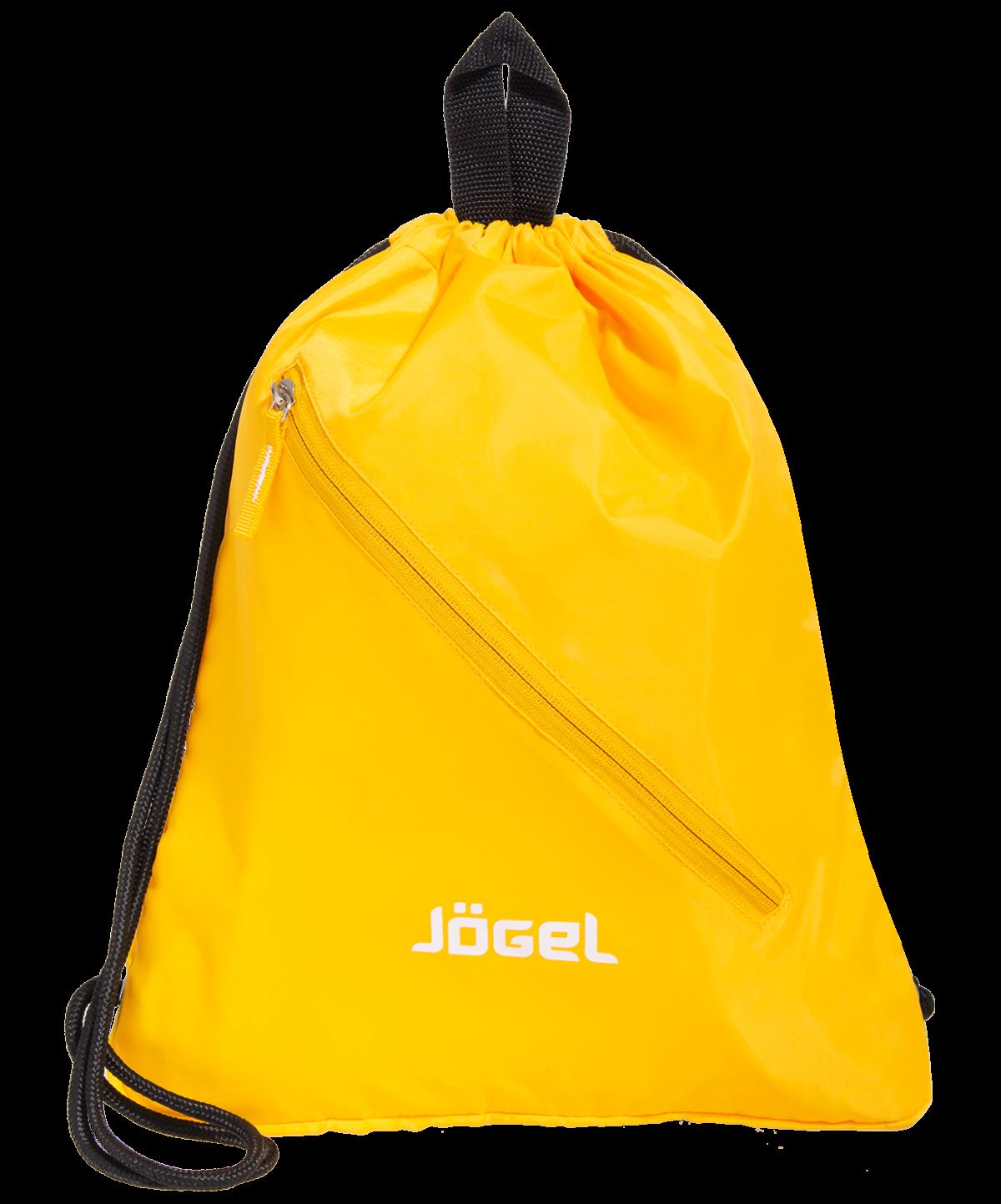 JOGEL Мешок для обуви  JGS-1904: жёлтый/чёрный - 1