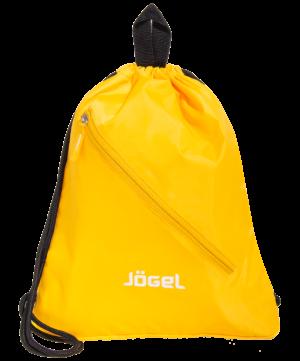JOGEL Мешок для обуви  JGS-1904: жёлтый/чёрный - 16