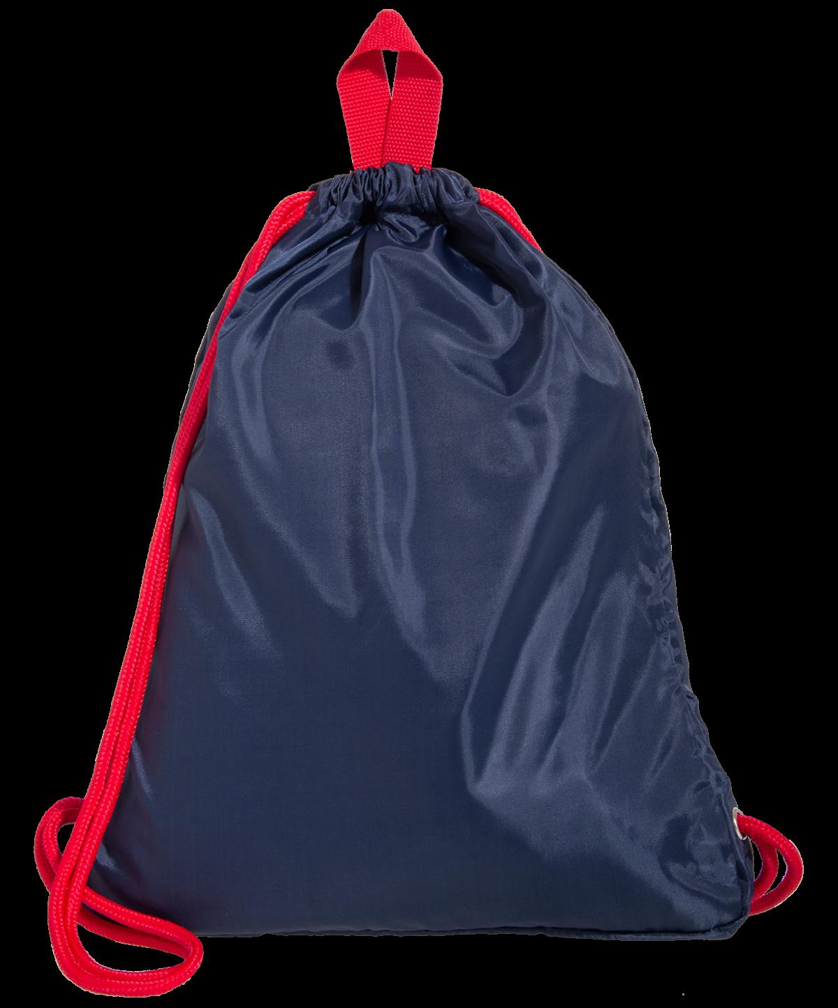 JOGEL Мешок для обуви  JGS-1904: синий/красный - 2