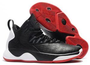 JORDAN Кроссовки баскетбольные  AT3008-002: чёрный - 4