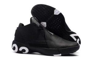 JORDAN Кроссовки баскетбольные  AB0045: чёрный - 2