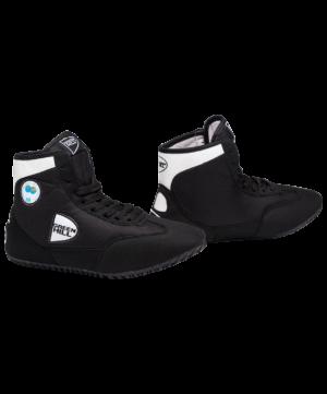 GREEN HILL Обувь для борьбы  GWB-3052/GWB-3055: чёрный/белый - 3