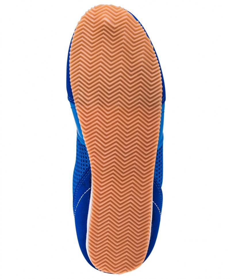 GREEN HILL Боксерки низкие  PS006: синий - 2