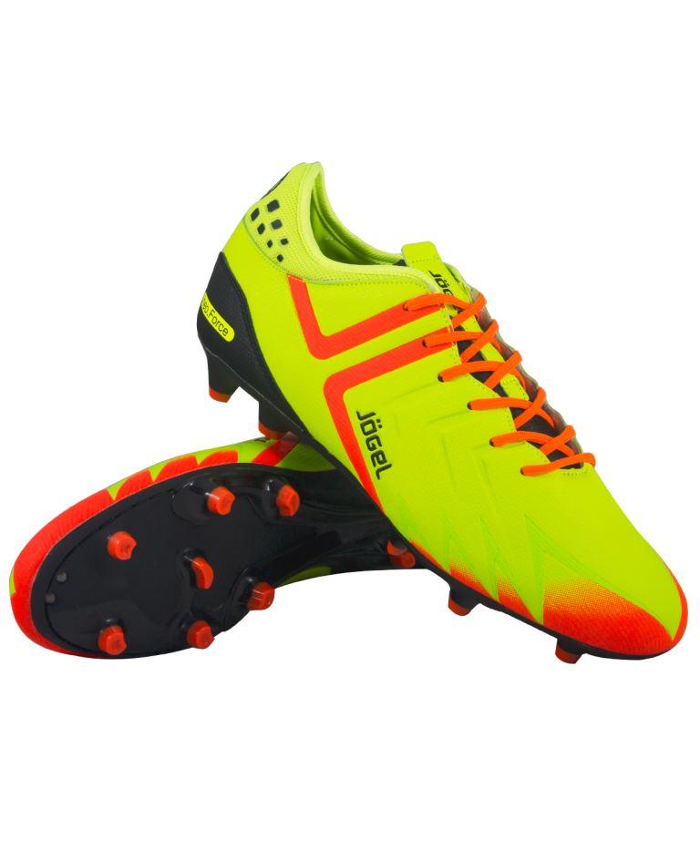 JOGEL Бутсы футбольные Forza  JSH1003: лимонный - 1