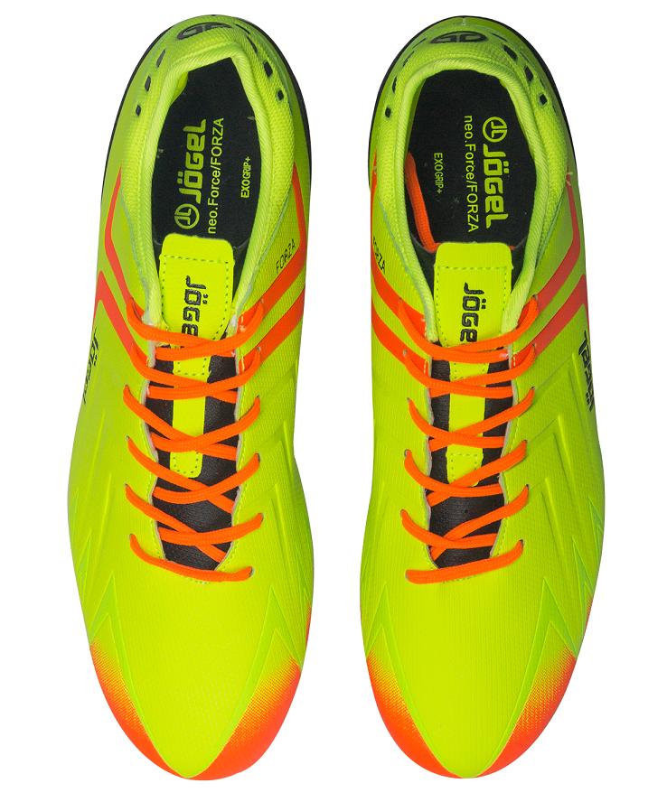 JOGEL Бутсы футбольные Forza  JSH1003: лимонный - 4
