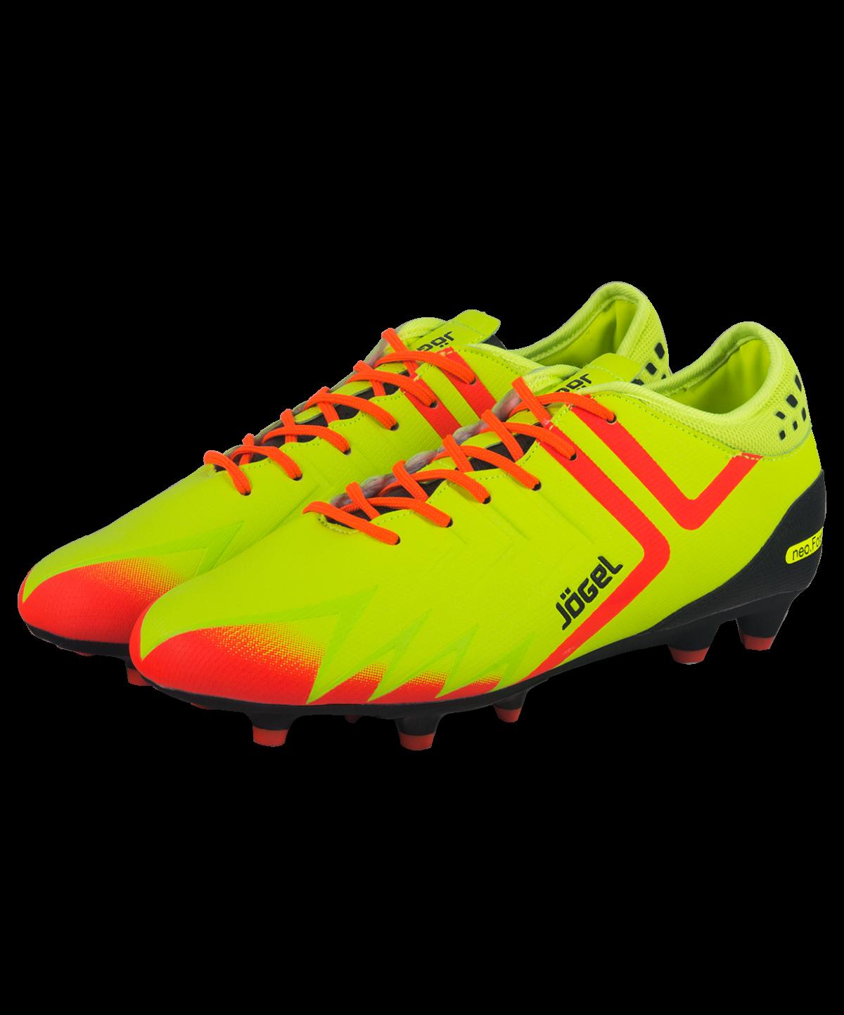 JOGEL Бутсы футбольные Forza  JSH1003: лимонный - 5