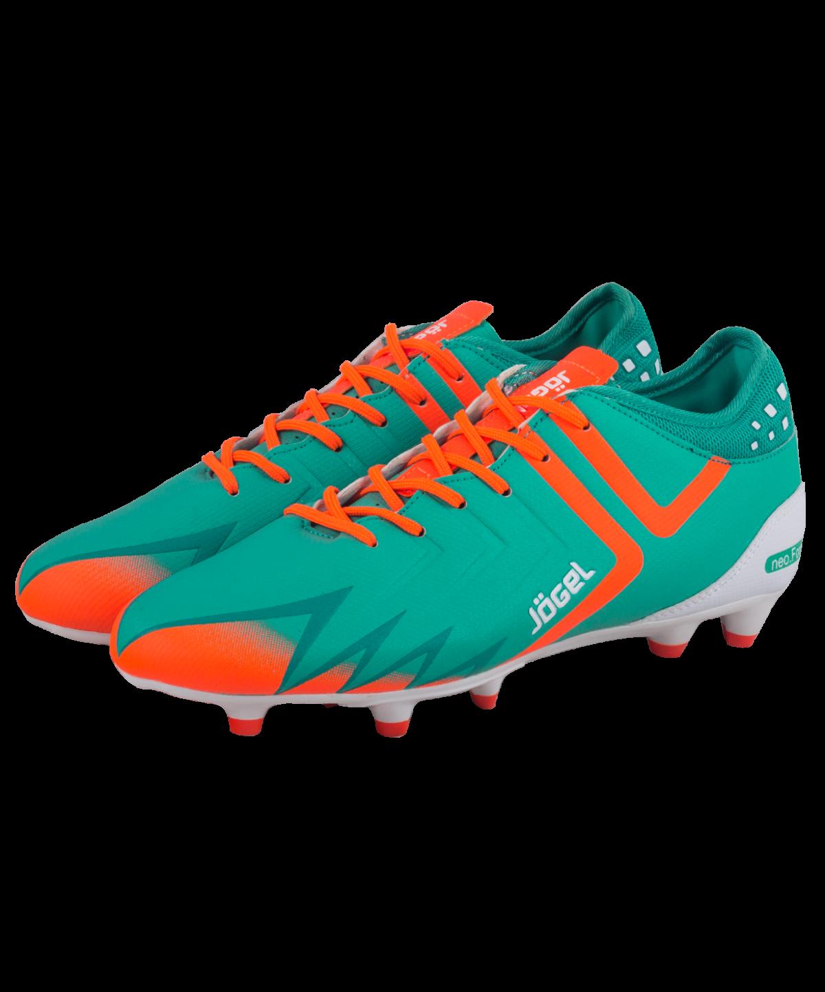 JOGEL Бутсы футбольные Forza  JSH1003: мятный - 5