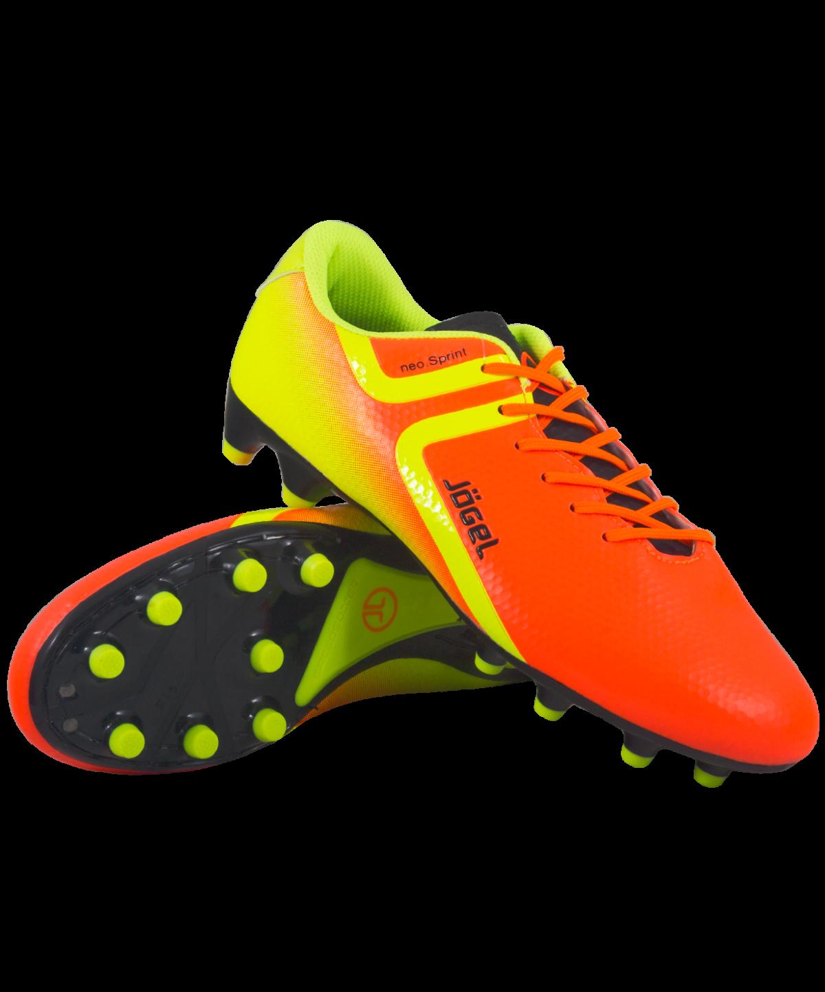 JOGEL Бутсы футбольные Rapido  JSH1001: оранжевый - 1