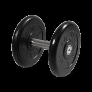 BARBELL Гантель неразборная 11 кг MB-FdbM-B11 - 1