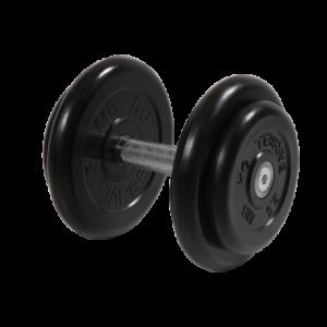 BARBELL Гантель неразборная 16 кг  MB-FdbM-B16 - 3