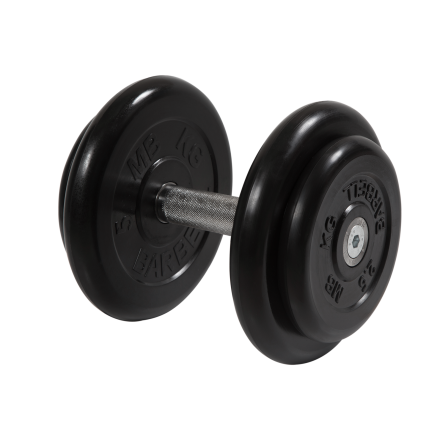 BARBELL Гантель неразборная 16 кг  MB-FdbM-B16 - 1