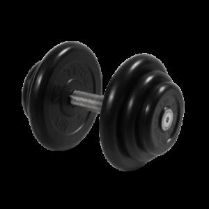 BARBELL Гантель неразборная 18,5 кг MB-FdbM-B18,5 - 4