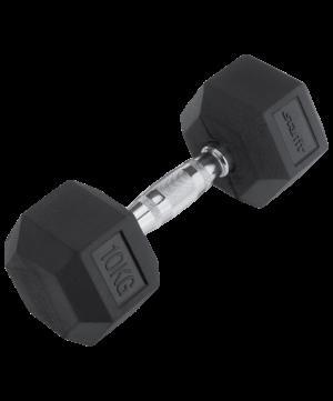 STARFIT Гантель обрезиненная 10 кг DB-301 - 13