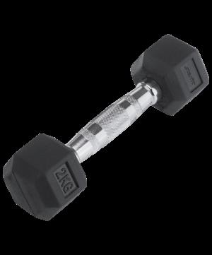 STARFIT Гантель обрезиненная 2 кг DB-301 - 14