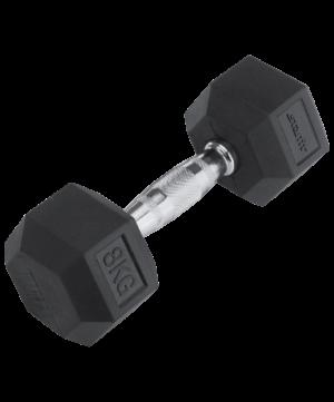 STARFIT Гантель обрезиненная 8 кг DB-301 - 17