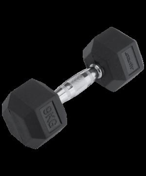 STARFIT Гантель обрезиненная 9 кг DB-301 - 18