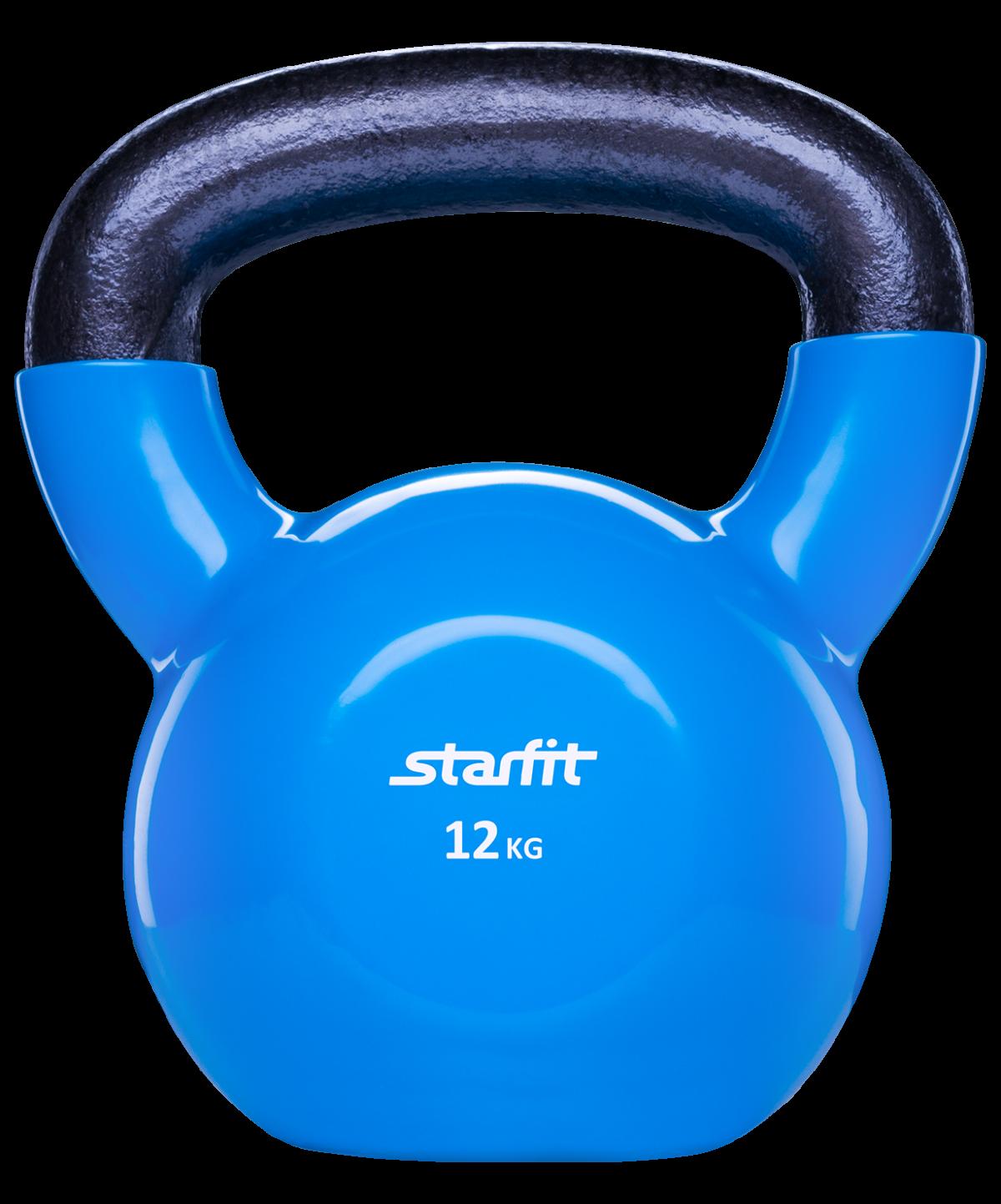 STARFIT Гиря виниловая 12 кг DB-401 - 1