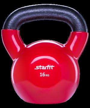 STARFIT Гиря виниловая 16 кг DB-401 - 14