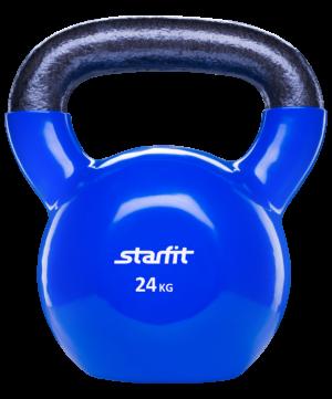 STARFIT Гиря виниловая 24 кг DB-401 - 3