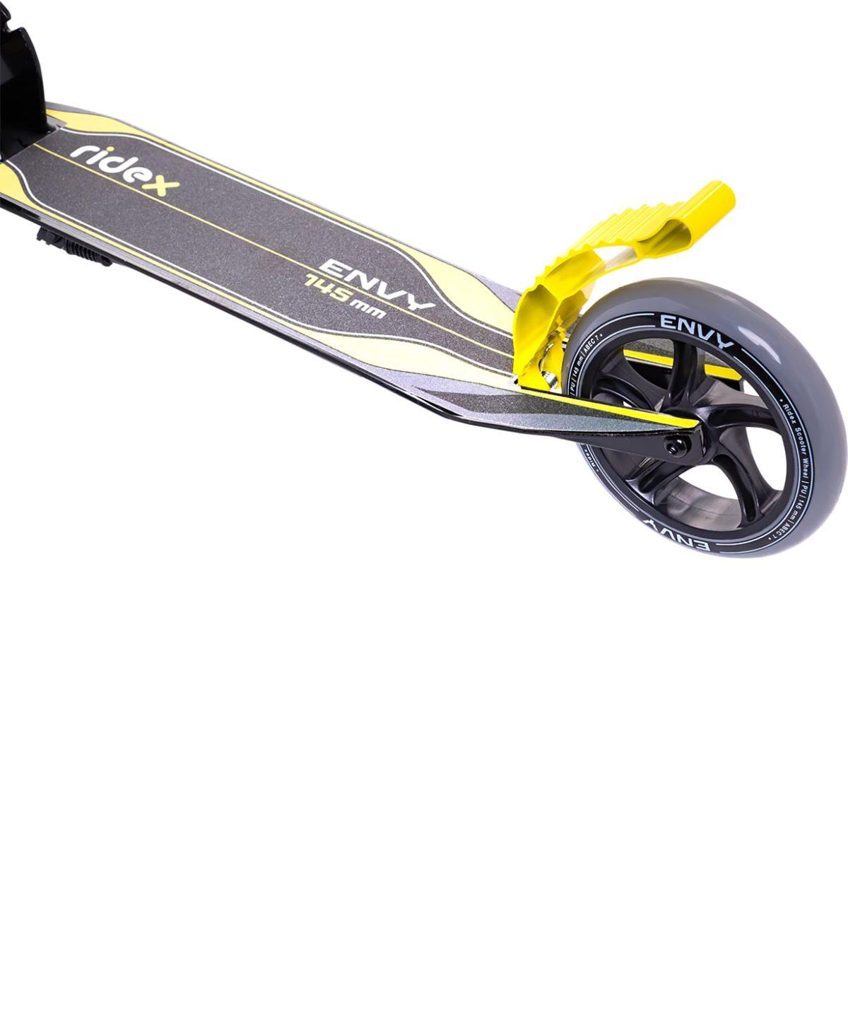 RIDEX Envy Самокат 2-колесный  145 мм  Envy: жёлтый - 4