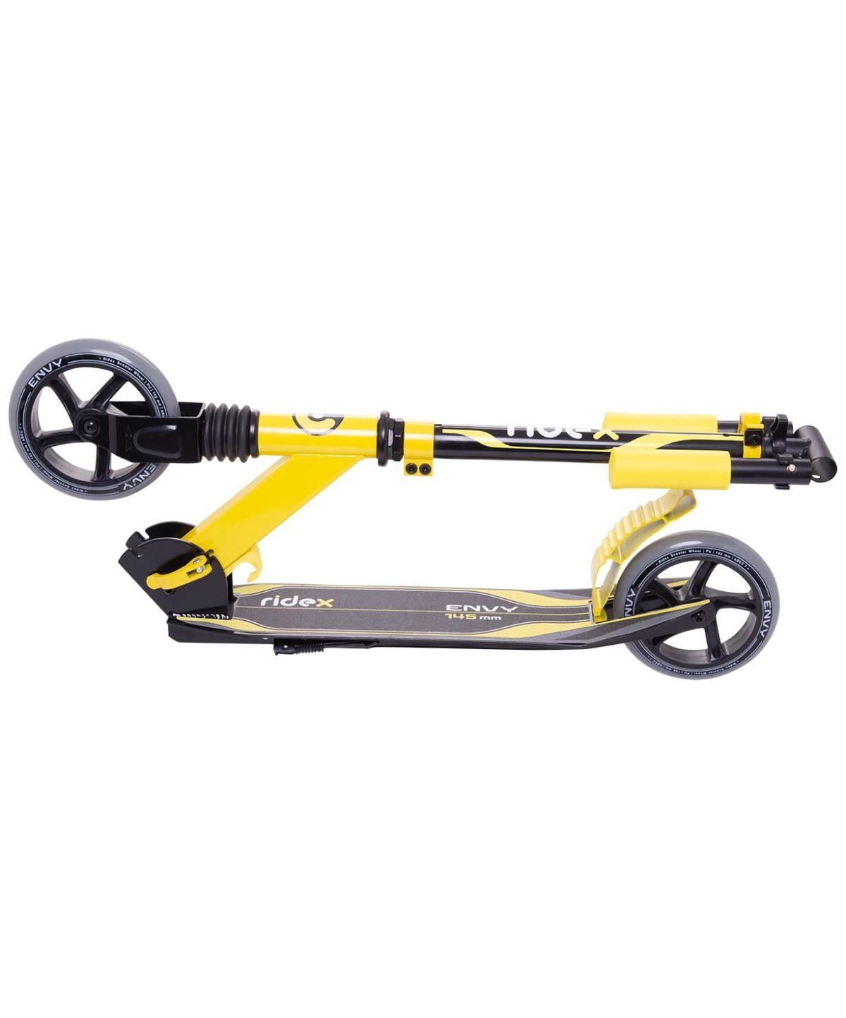 RIDEX Envy Самокат 2-колесный  145 мм  Envy: жёлтый - 6