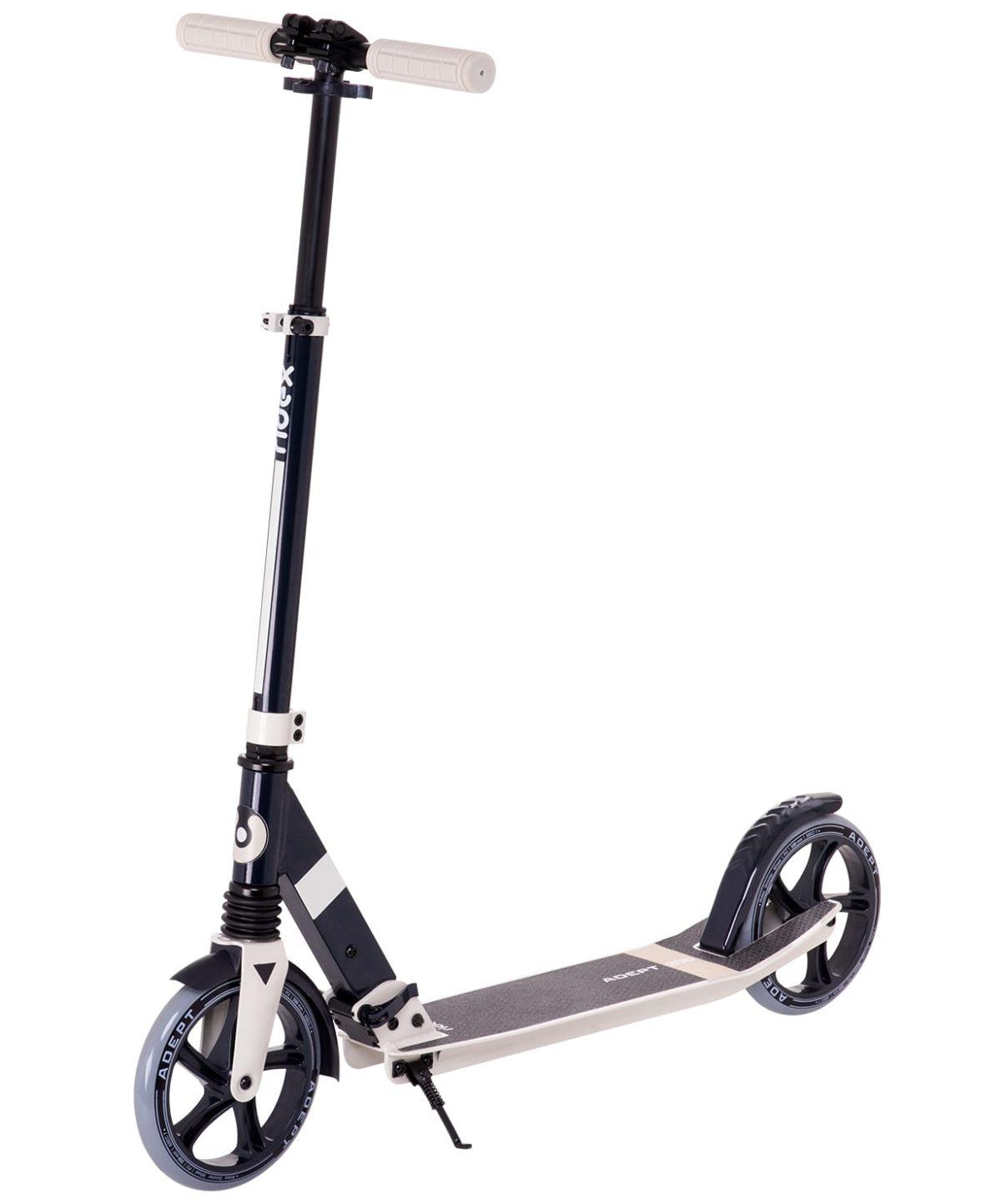 RIDEX Adept Cамокат 2-х колесный 200 мм  Adept: бежевый - 2