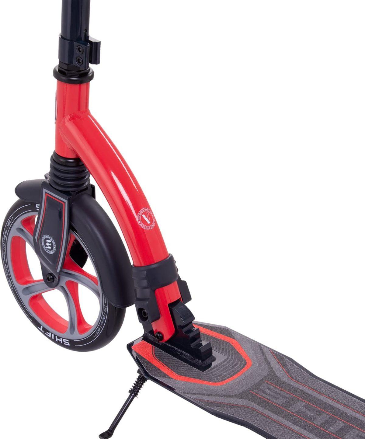RIDEX Shift Самокат 2-колесный 230/200 мм  Shift: красный - 5
