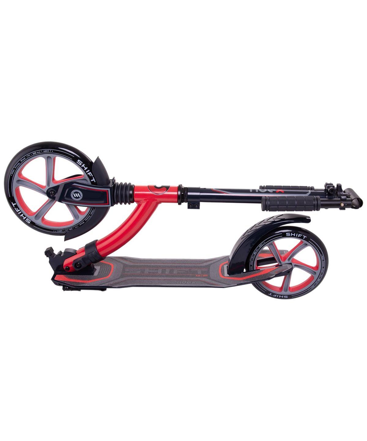 RIDEX Shift Самокат 2-колесный 230/200 мм  Shift: красный - 6