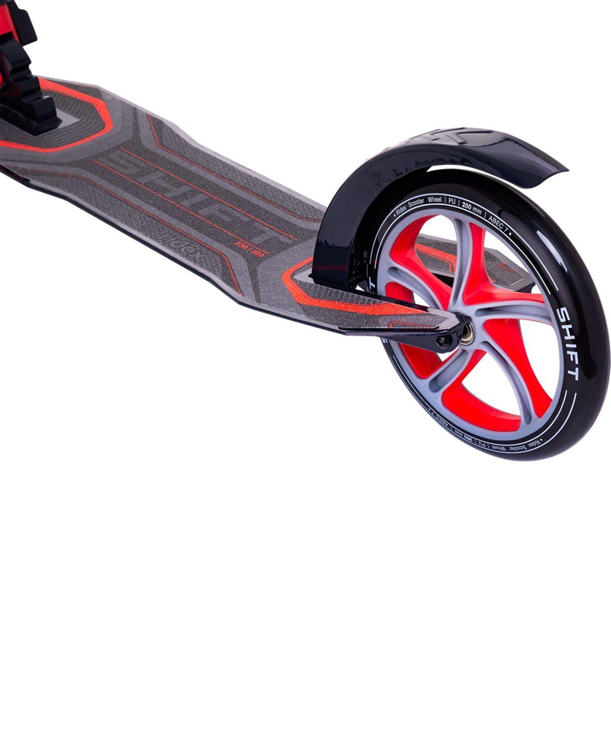 RIDEX Shift Самокат 2-колесный 230/200 мм  Shift: красный - 7