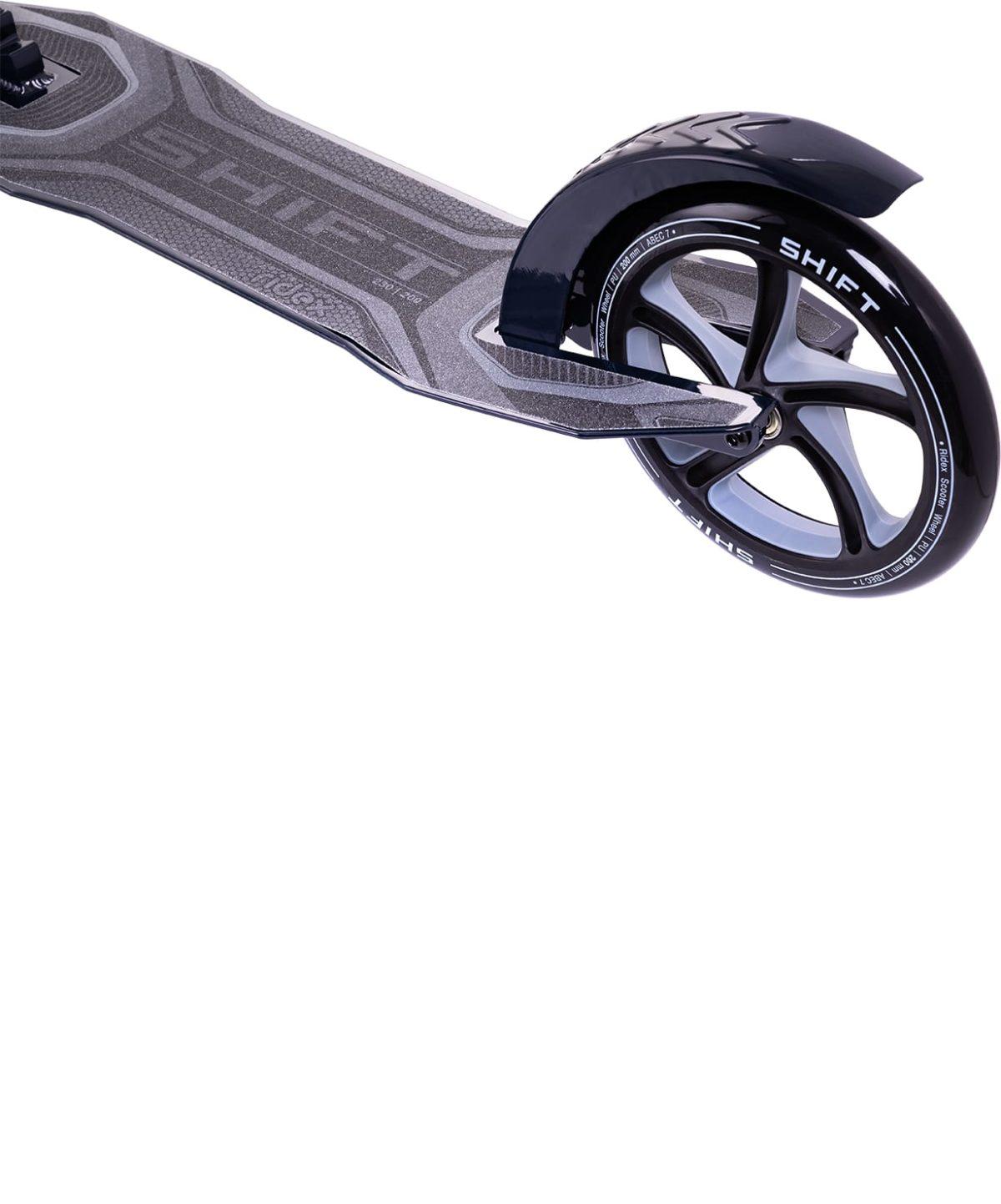 RIDEX Shift Самокат 2-колесный 230/200 мм  Shift: серый - 5