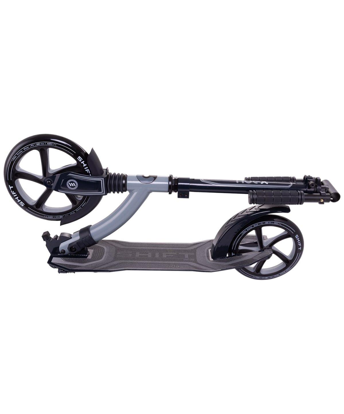 RIDEX Shift Самокат 2-колесный 230/200 мм  Shift: серый - 6