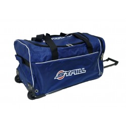 "STAILL Баул-сумка 28"" на колесах один карман  28-HK-1680: синий - 2"