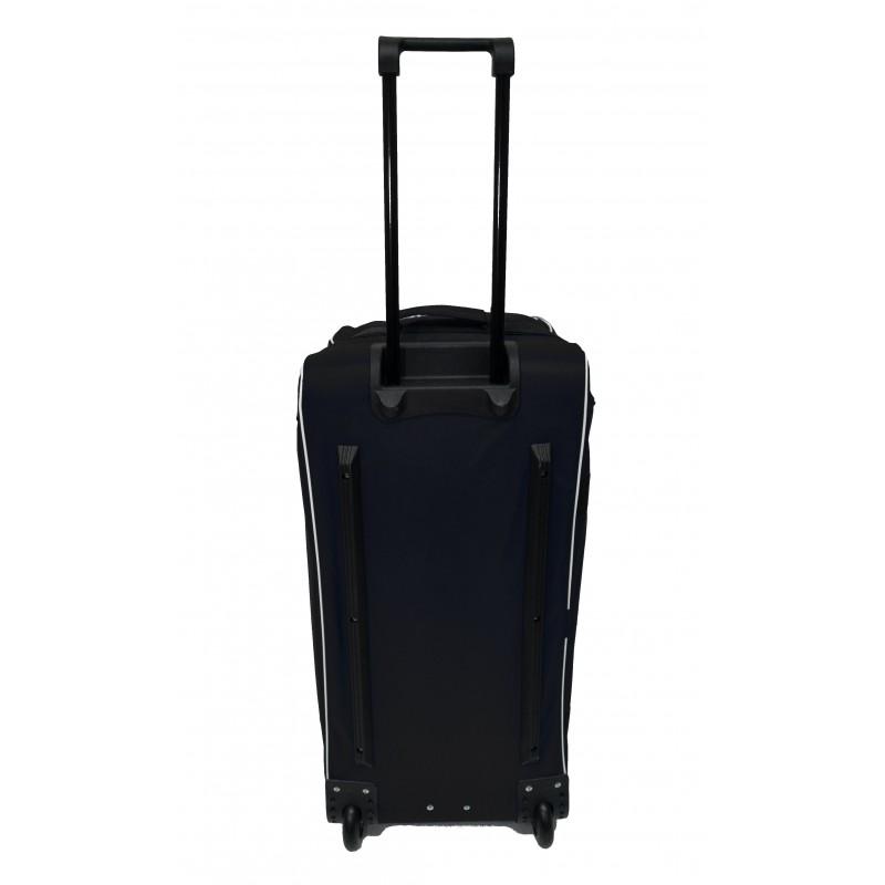 "STAILL Баул-сумка 28"" на колесах один карман  28-HK-1680: чёрный - 3"