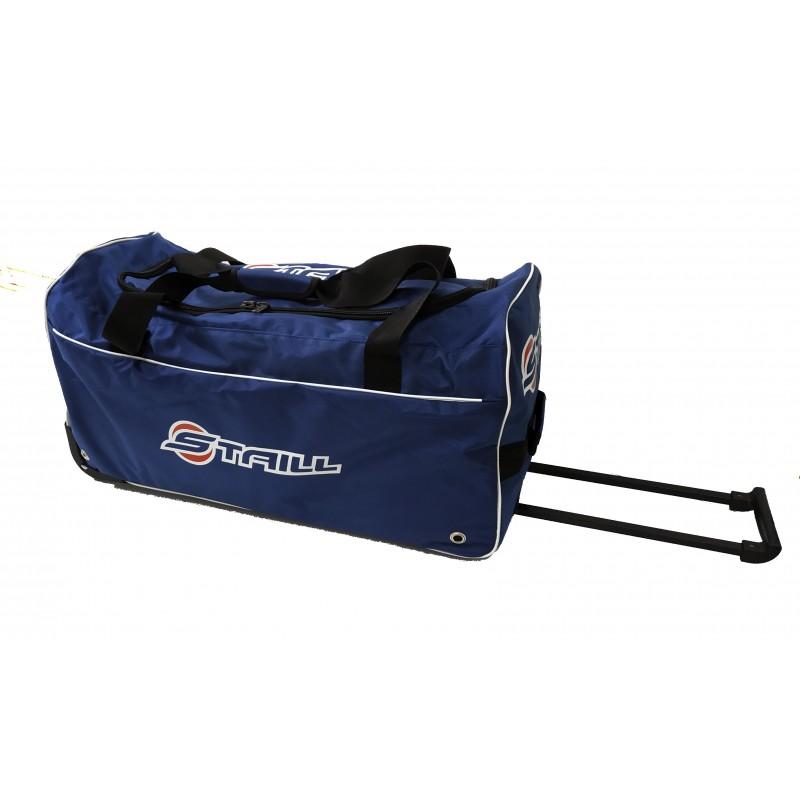 "STAILL Баул-сумка  28"" на колесах без карманов  28-HK-1680: синий - 1"