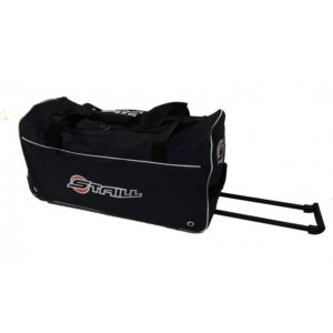 "STAILL Баул-сумка  28"" на колесах без карманов  28-HK-1680: чёрный - 9"