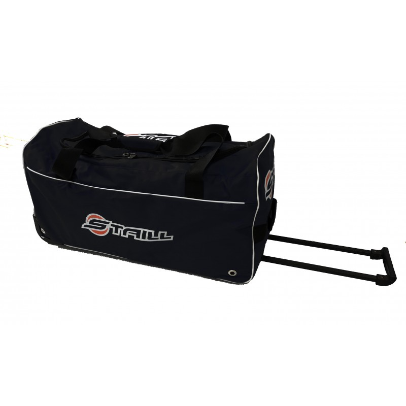 "STAILL Баул-сумка  28"" на колесах без карманов  28-HK-1680: чёрный - 1"