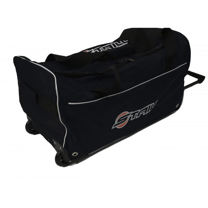 "STAILL Баул-сумка  28"" на колесах без карманов  28-HK-1680: чёрный - 2"