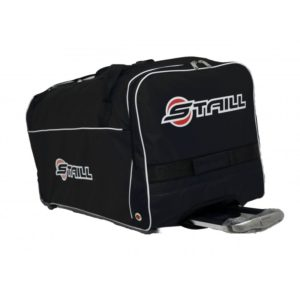 "STAILL Баул-сумка 34"" на колесах один карман  34-HK-1680: чёрный - 17"