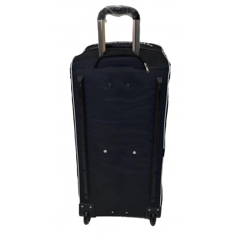 "STAILL Баул-сумка 34"" на колесах один карман  34-HK-1680: чёрный - 3"