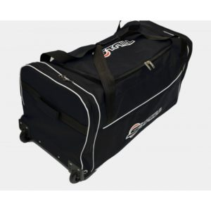 "STAILL Баул-сумка 34"" PRO на колесах два кармана  34-HK-1680: чёрный - 7"
