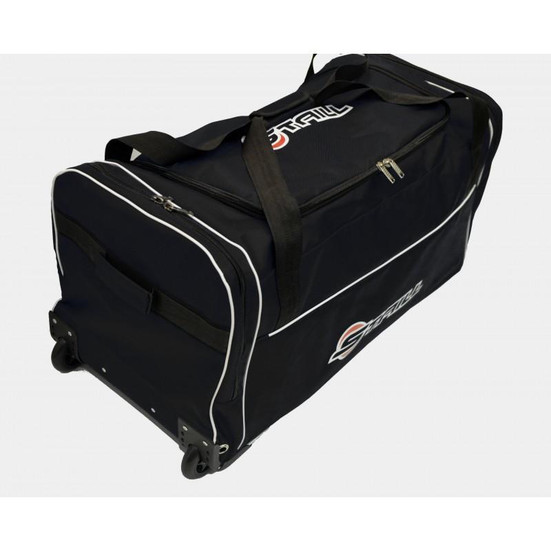 "STAILL Баул-сумка 34"" PRO на колесах два кармана  34-HK-1680: чёрный - 1"