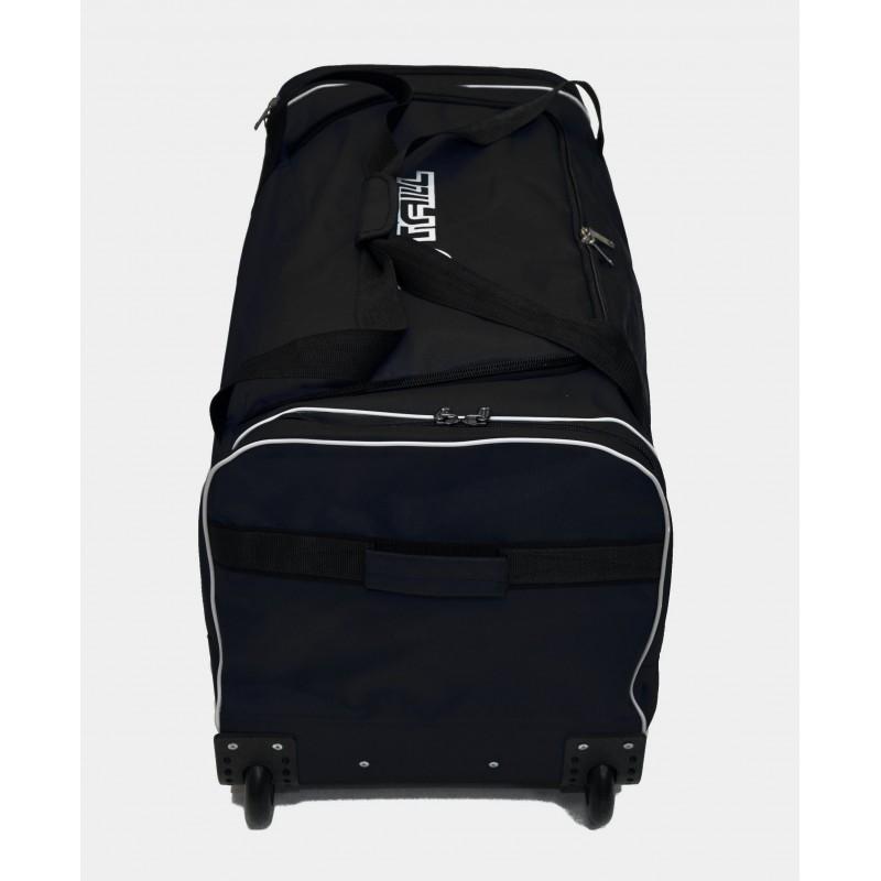 "STAILL Баул-сумка 34"" PRO на колесах два кармана  34-HK-1680: чёрный - 2"