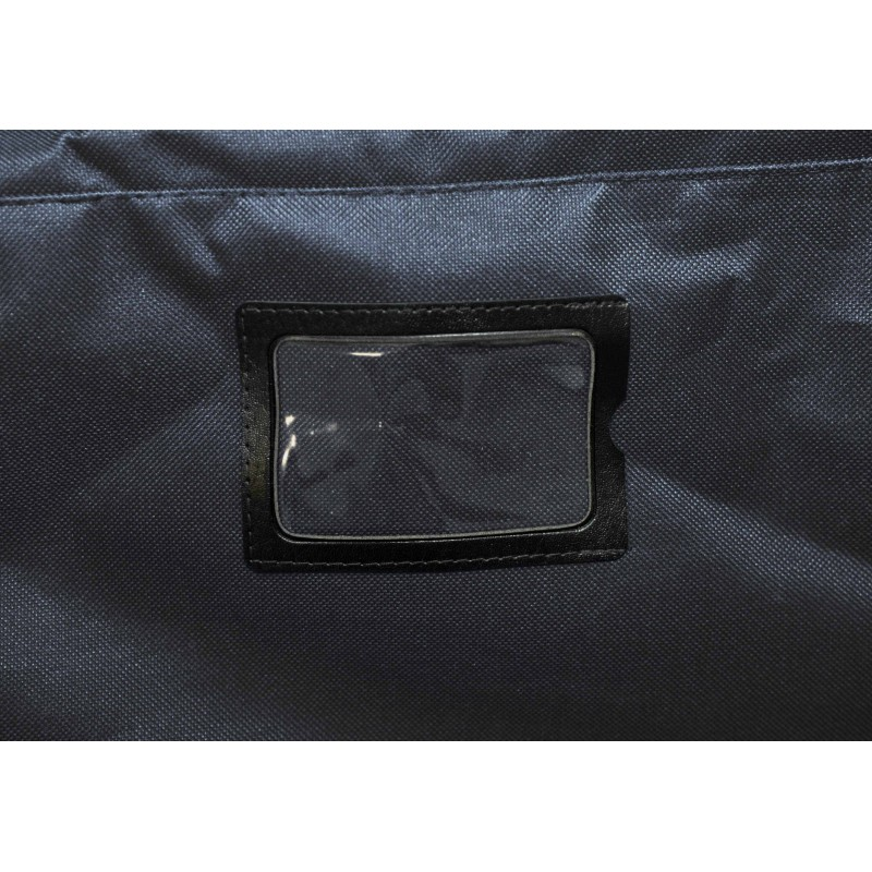 "STAILL Баул-сумка 34"" PRO на колесах два кармана  34-HK-1680: чёрный - 6"