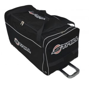 "STAILL Баул-сумка  36"" на колесах один карман  36-HK-1680: чёрный - 4"