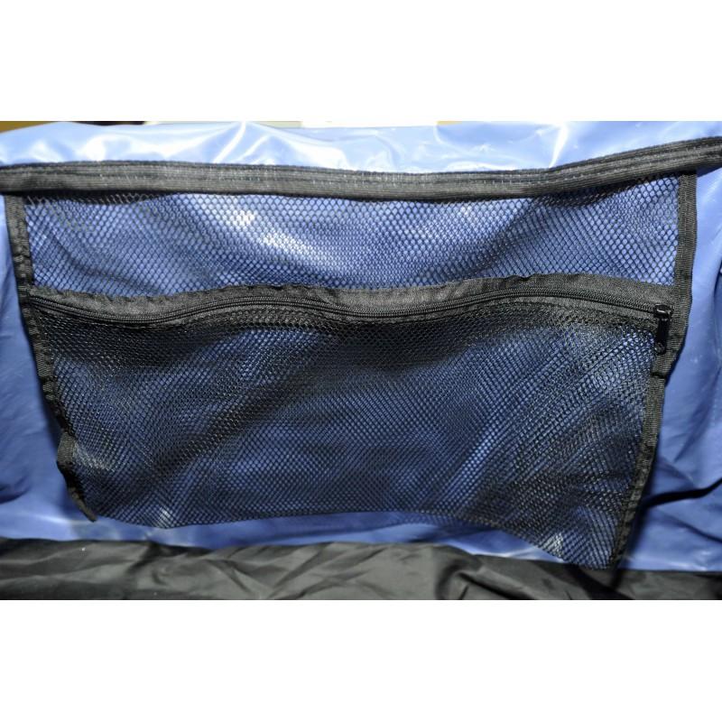 "STAILL Баул-сумка 36"" PRO на колесах два кармана  36-HK-1680: синий - 4"