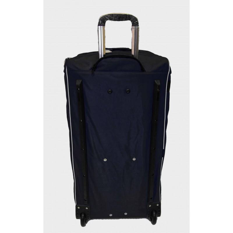 "STAILL Баул-сумка 36"" PRO на колесах два кармана  36-HK-1680: чёрный - 3"
