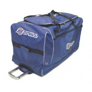 "STAILL Баул-сумка 40"" вратарский на трех колесах  40-HK-1680: синий - 7"