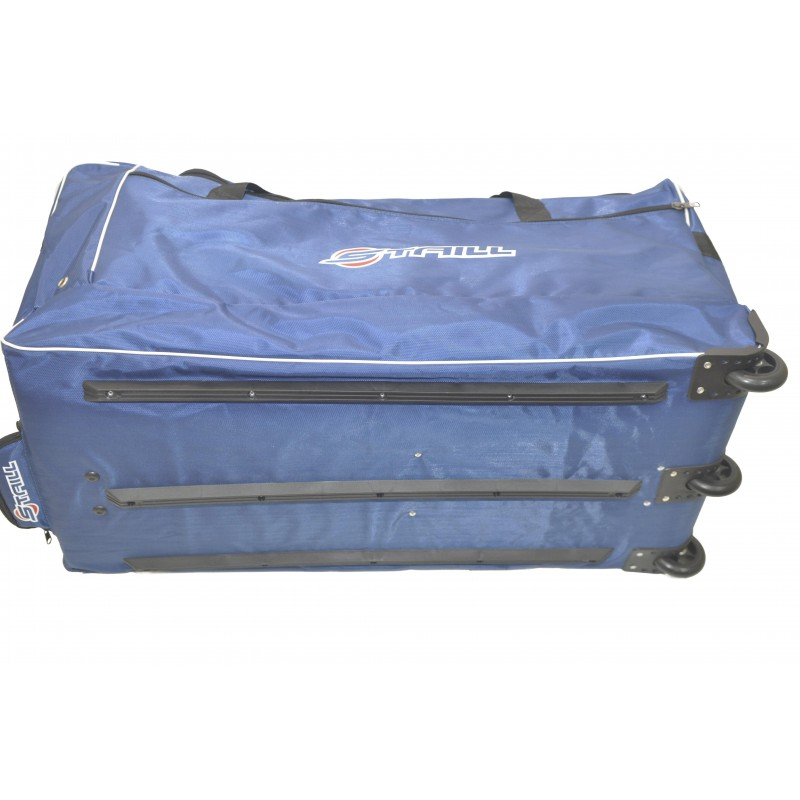 "STAILL Баул-сумка 40"" вратарский на трех колесах  40-HK-1680: синий - 2"