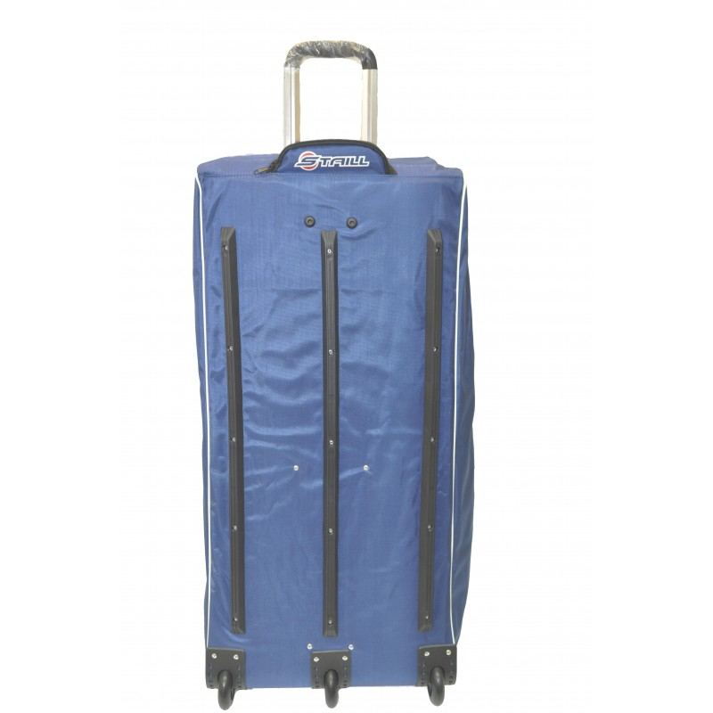 "STAILL Баул-сумка 40"" вратарский на трех колесах  40-HK-1680: синий - 3"